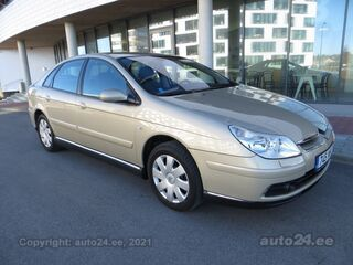 Citroen C5 Exclusive 2.0 103kW