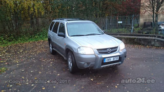 Mazda Tribute 3.0 145kW