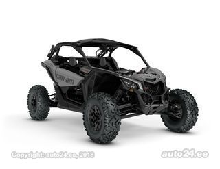 Can-Am Maverick X3 X-RS TURBO R Rotax ACE 127kW