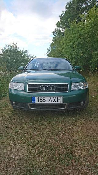 Audi A4 2.0 ALT 96kW