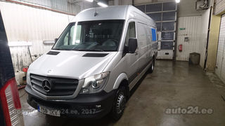 Mercedes-Benz Sprinter 519 CDI 3.0 140kW
