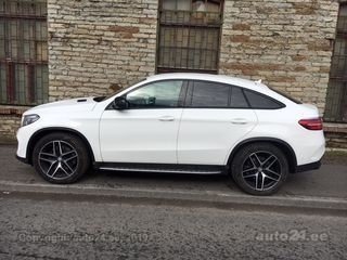 Mercedes-Benz GLE 500 Coupe AMG Night Package 4.7 335kW