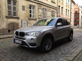 BMW X3 NEW MODEL 2.0 20d xDrive 140kW