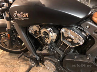Indian Scout 74kW