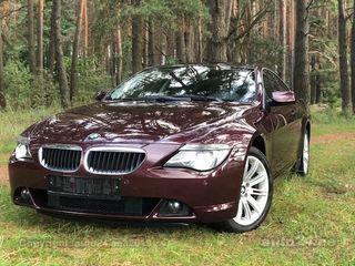 BMW 630 Skyline 3.0 190kW