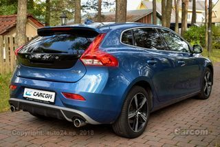 Volvo V40 R-Design INTELLI SAFE PRO WINTER MY 2017 2.0 D4 140kW