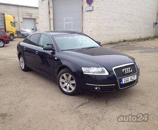 Audi A6 C6 2.4 V6 130kW
