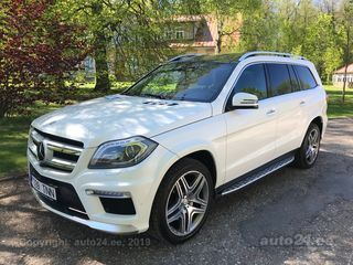 Mercedes-Benz GL 350 AMG Distronic 3.0 190kW