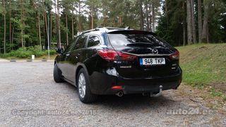 Mazda 6 Premium Plus 2.2 110kW