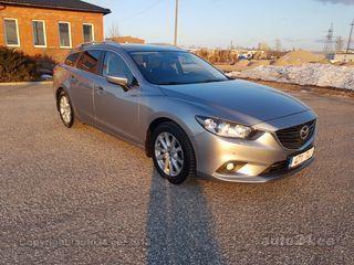 Mazda 6 Skyactiv-D Premium Plus 2.2 110kW