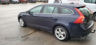 Volvo V60 Twin Engine 2.4 D6