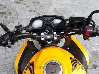 Honda CB 650 FA ABS 64kW