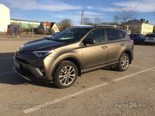 Toyota RAV4 Hybrid Luxury Plus 2.5 114kW