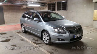 Toyota Avensis 2.0 D4D 93kW