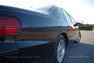 Chevrolet Impala SS 5.7 V8 LT1 194kW