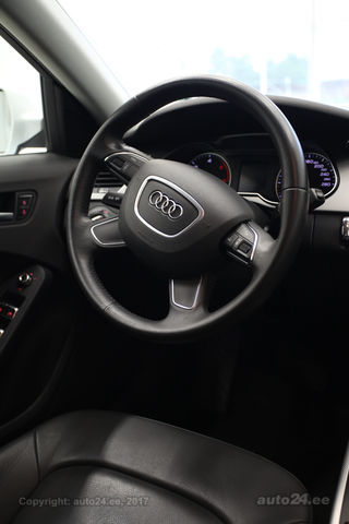Audi A4 Avant Attraction ATM Facelift 3.0 V6 150kW