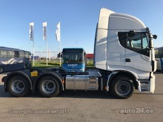 Iveco Stralis AS440S48TY/PT EVO 6x2 11.1 353kW