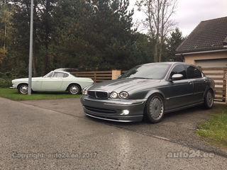 Jaguar X-Type 3.0 V6 169kW