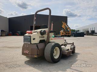 Grasshopper 325D 3 silindrile Kubota 18kW