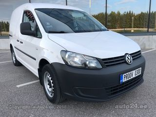Volkswagen Caddy 1.6 75kW