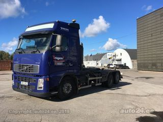 Volvo FH12 12.1 R6 309kW