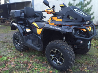 Can-Am Outlander 66kW