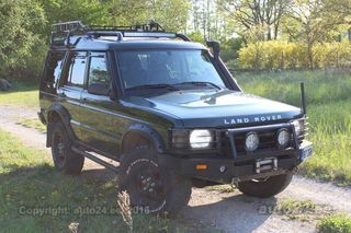 Land Rover Discovery II LT 2.5 TDI 102kW