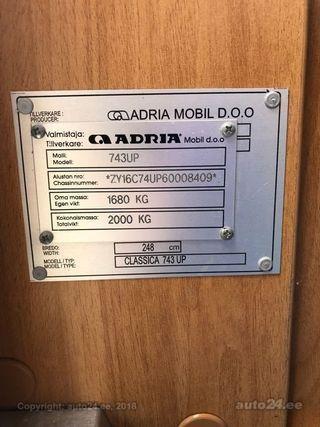 Adria 743UP