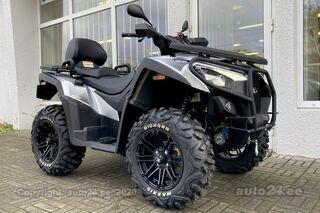 Kymco MXU 700 EPS 4WD T3