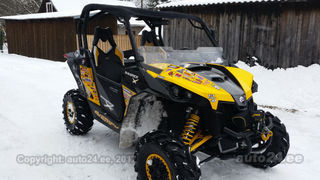 Can-Am Maverick R1000 XRS Pro Circuit 1.0 75kW