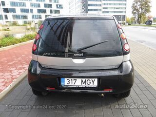 Smart Forfour Passion 1.5 CDI 50kW