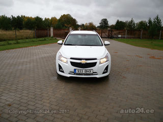 Chevrolet Cruze LT Plus 1.7 96kW