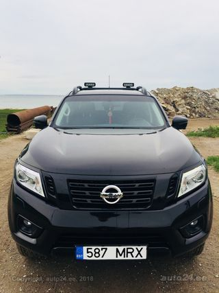 Nissan Navara Trek-1 Full black 2.3 Bi Turbo 140kW