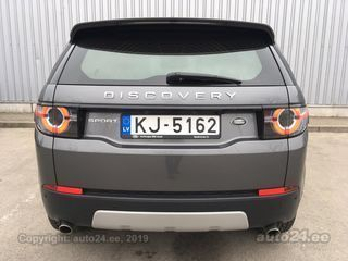 Land Rover Discovery Sport HSE 2.0 132kW