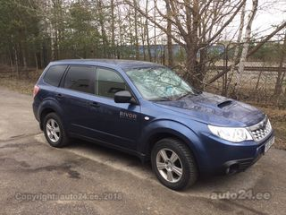 Subaru Forester 2.0 Boxer 108kW