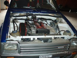 Toyota Starlet 1.6 4AGE