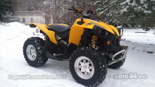 Can-Am Renegade 46kW