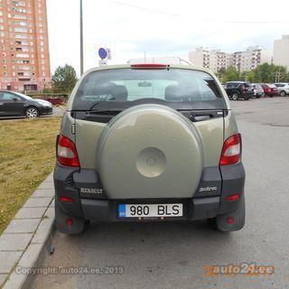 Renault Scenic 2.0 102kW