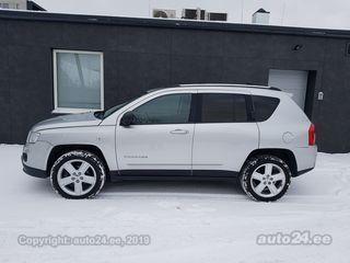 Jeep Compass 4x4 2.2 120kW