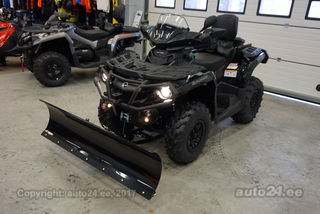 Can-Am Outlander MAX 1000 XT-P T3 2018 1.0 ROTAX V2 62kW