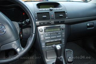 Toyota Avensis 1.8 VVT-i 95kW