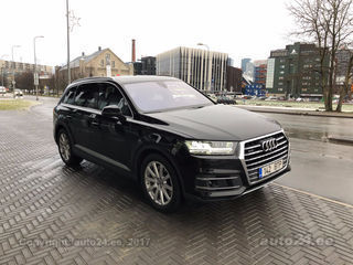 Audi Q7 Matrix Virtual Nachtsicht 3.0 200kW