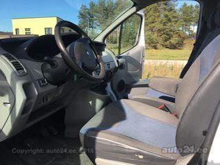 Renault Trafic Long 84kW