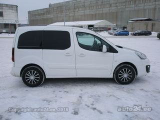Citroen Berlingo Multispace 1.6 BlueHDI 73kW