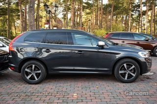Volvo XC60 R-Design Intelli SAFE PRO Winter MY 2017 2.4 D4 AWD 140kW