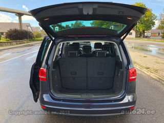 Volkswagen Sharan Highline 2.0 TDI 130kW