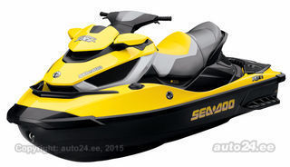 Sea Doo RXT 260 iS Rotax Supercharger 1.5 194kW