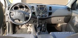 Toyota Hilux DLX+ 2.5 106kW