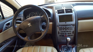Peugeot 407 Exclusive 2.7 HDi 150kW