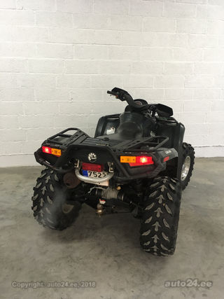 Can-Am Outlander 800 46kW